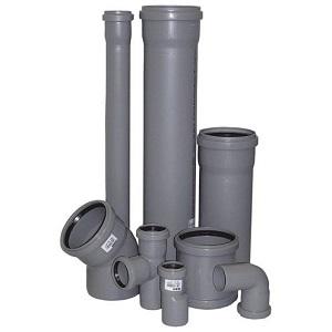 Трубы канализационные