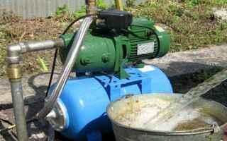 Насосная станция для скважины с погружным насосом