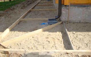 Как правильно сделать дренаж вокруг дома от грунтовых вод