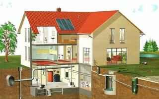 Как правильно сделать разводку канализации в частном доме