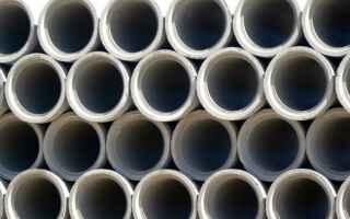 Считаем объем трубы в литрах и м3