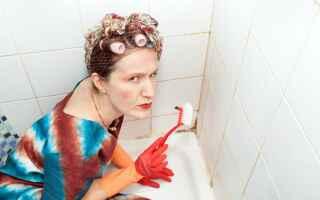 Эффективное удаление грибка в ванной комнате народными средствами