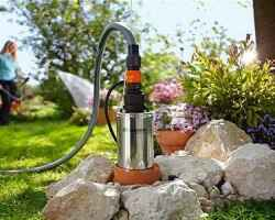 Как почистить скважину вибрационным насосом