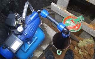 Как осуществить установку насоса в скважину с трубой ПНД
