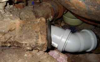 Пошаговая замена чугунной канализации на пластиковую