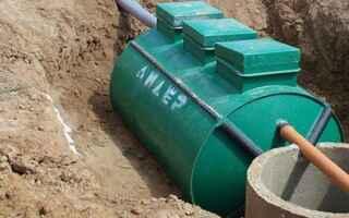 Что такое канализационный септик и его разновидности