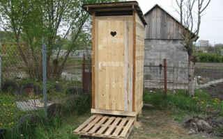 Строим деревянный туалет на даче: фото и подробные чертежи