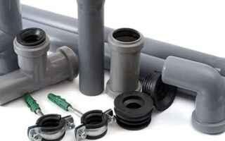 Пропускная способность канализационных труб из пвх