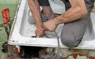 Оборудование и инструменты для чистки канализации