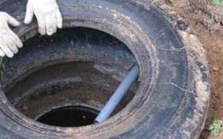 Как сделать отстойник для канализации своими руками