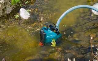 Насос для откачки грязной воды: погружные и непогружные