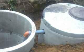 Устройство переливной канализации в частном доме из бетонных колец