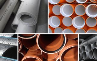 Выбор крепежа для канализационных труб пвх