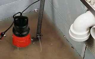 Дренажные погружные насосы для откачки грязной воды