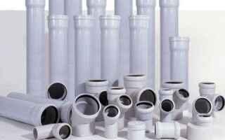 Характеристики труб ПВХ для наружной и внутренней канализации