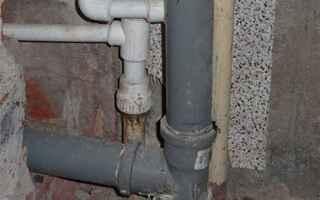 Как правильно сделать стояк канализации в многоквартирном доме своими руками