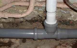 Какой выбрать диаметр труб пвх для ливневой канализации