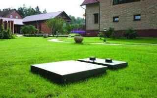 Что выбрать для канализации для загородного дома