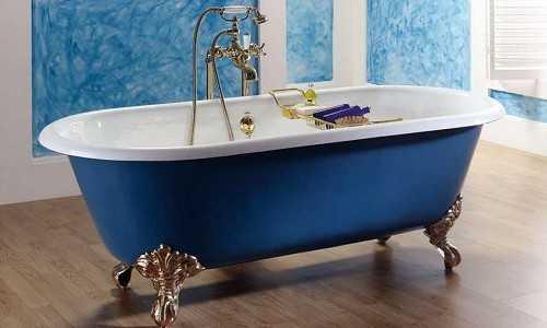 Ванна в помещении