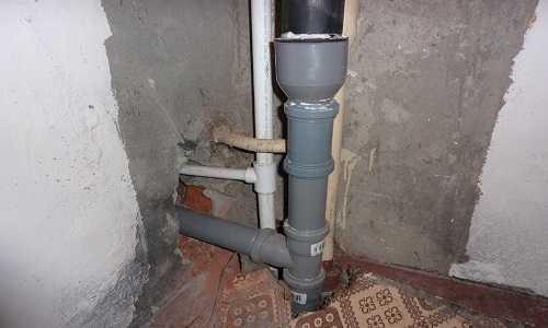 Необходимость замены канализационного стояка в квартире