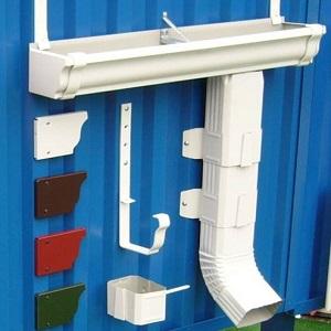 Квадратная водосточная система