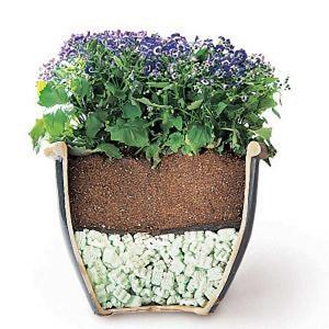 Дренаж комнатных растений