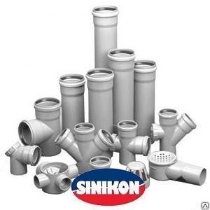 Трубы для канализации Синикон