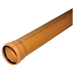 Диаметр труб пвх для канализации