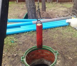 Как осуществляется ремонт и чистка скважины на воду в домашних условиях