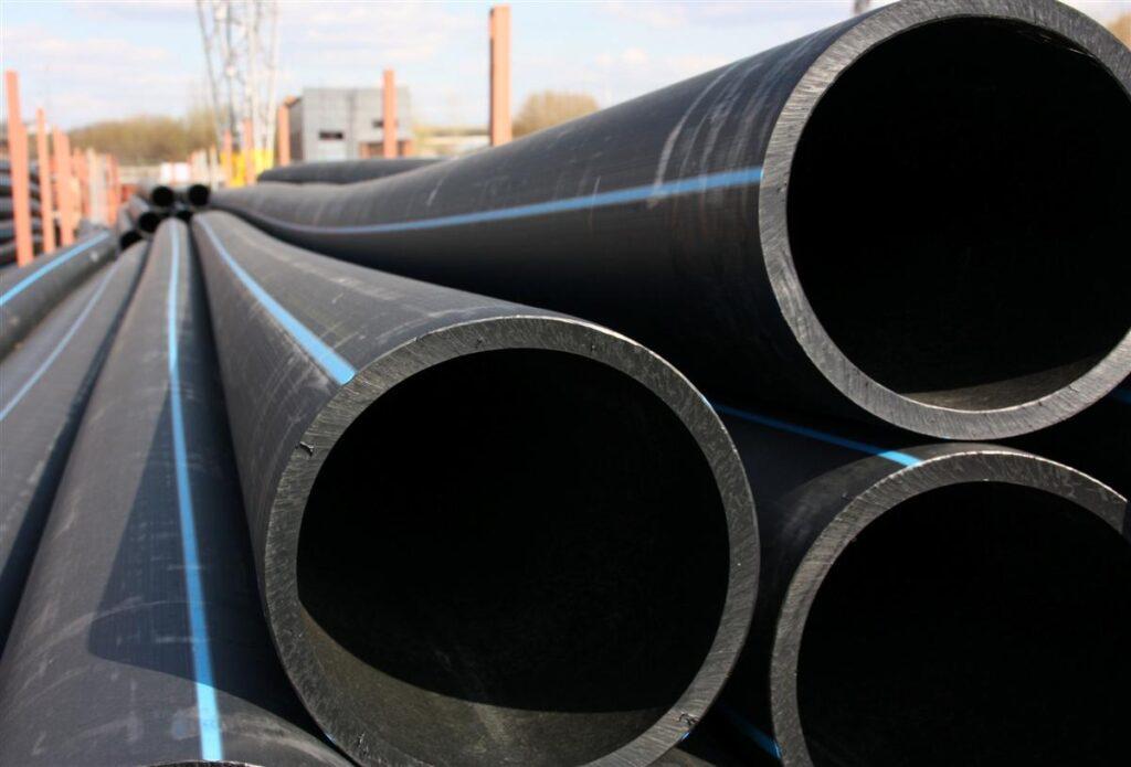 Полиэтиленовые трубы в канализации